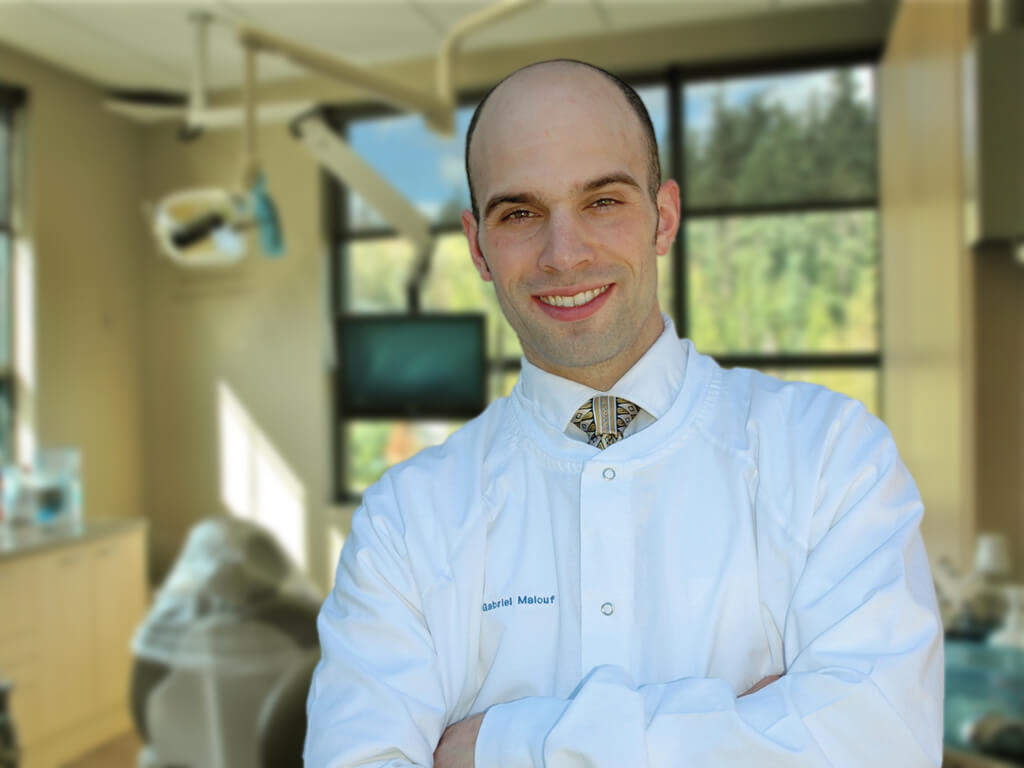 Dr, Malouf, Family Dentist
