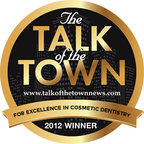 Talk of the town Award 2012