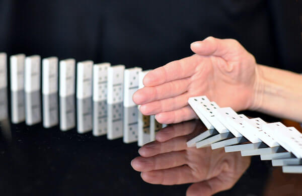 The Dental Domino Effect and How to Avoid it